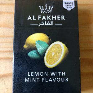 Al Fakher LEMON WITH MINT